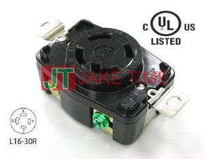 NEMA L16-30R 美規引掛式插座
