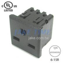 NEMA 6-15R 美規直立式插座