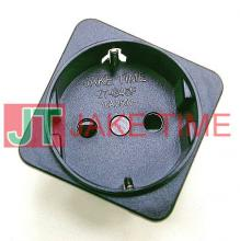 歐規德式1U size 45mm*45mm 機櫃電源插座