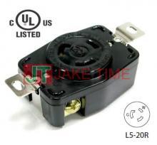 NEMA L5-20R 美規引掛式插座
