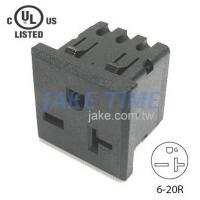 NEMA 6-20R 美規直立式插座